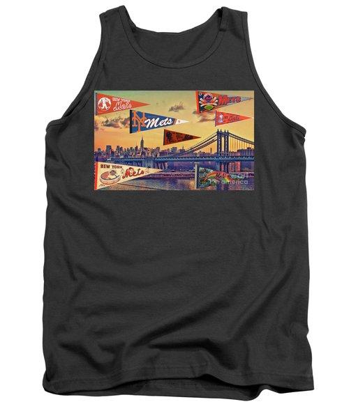 Vintage New York Mets Tank Top