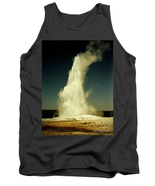 Vintage Old Faithful Tank Top