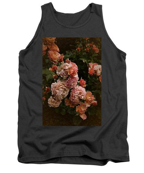 Vintage Roses, 6.17 Tank Top