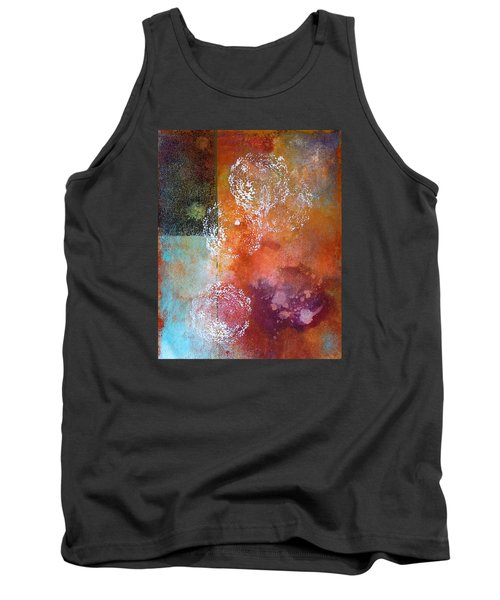 Vintage Tank Top by Theresa Marie Johnson