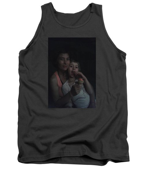 Tank Top featuring the photograph Vio E Francy One Part Of My Breath by Giuseppe Epifani