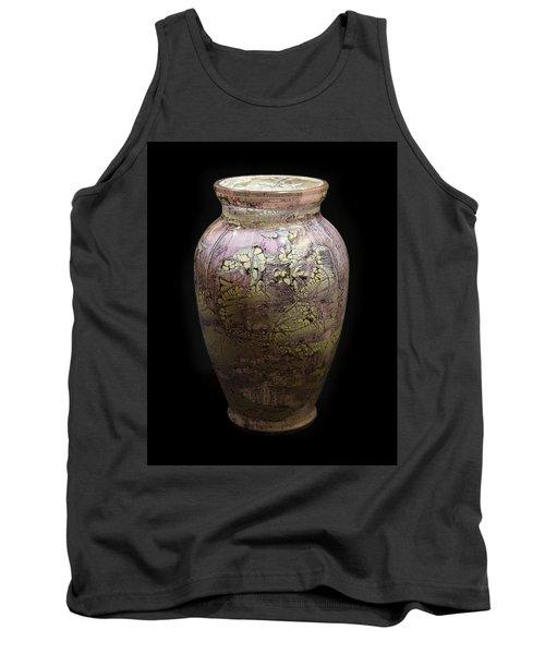 Violet Vase Tank Top