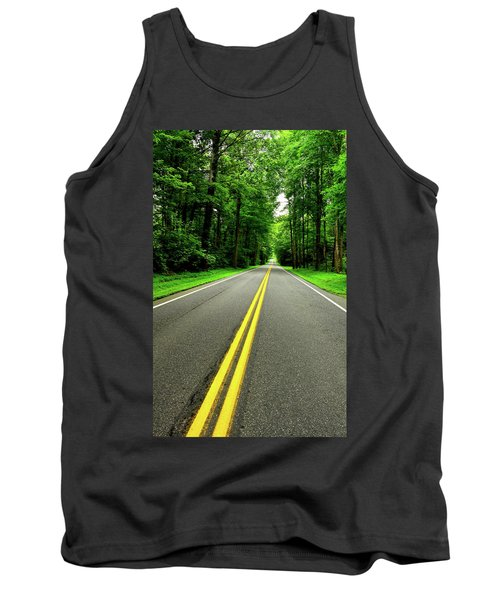 Virginia Road Tank Top