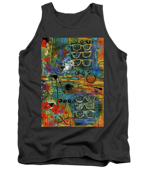 Visions Of A Good Life Tank Top