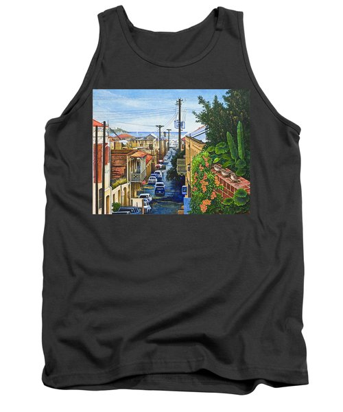 Visions Of Paradise Vii Tank Top by Michael Frank
