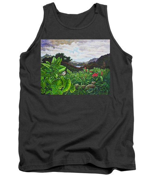 Visions Of Paradise Viii Tank Top by Michael Frank