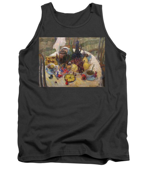 Visitors Tank Top