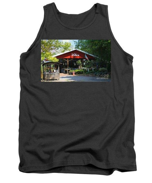 Vito's Farm Stand Tank Top