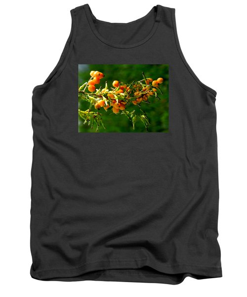 Vivid Berries Tank Top