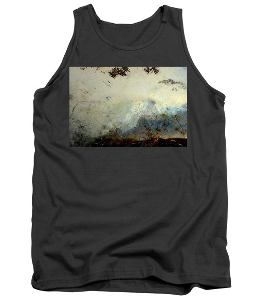 Voices Tank Top by Mark Ross