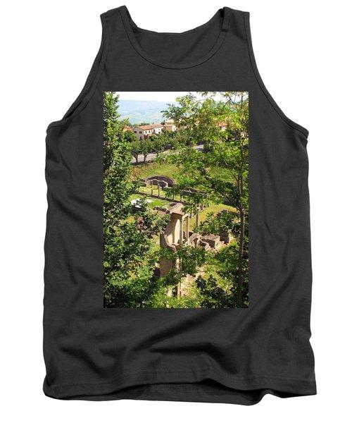 Volterra's Roman Ruins Tank Top
