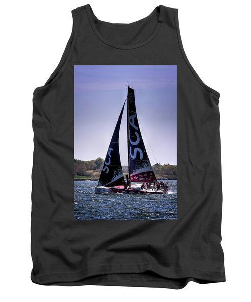 Volvo Ocean Race Team Sca Tank Top