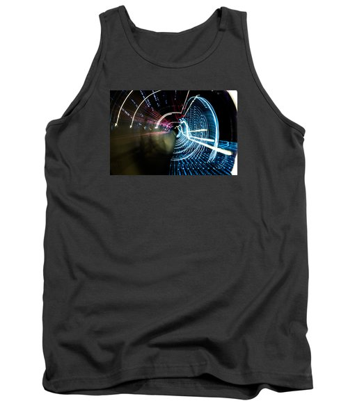 Tank Top featuring the photograph Vortex by Micah Goff