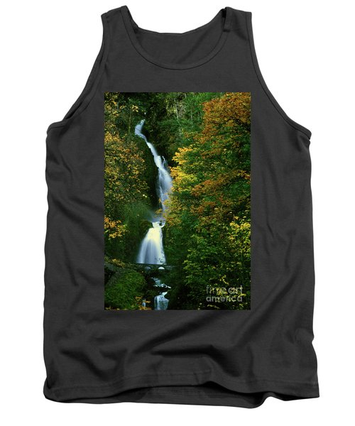 Wahkeena Falls Waterfall Tank Top