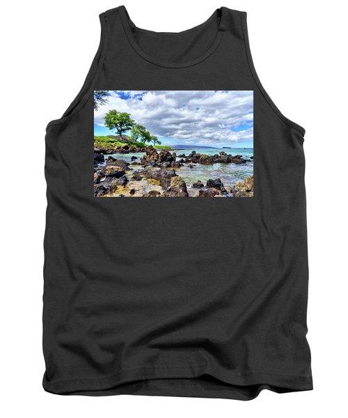 Wailea Beach #2 Tank Top