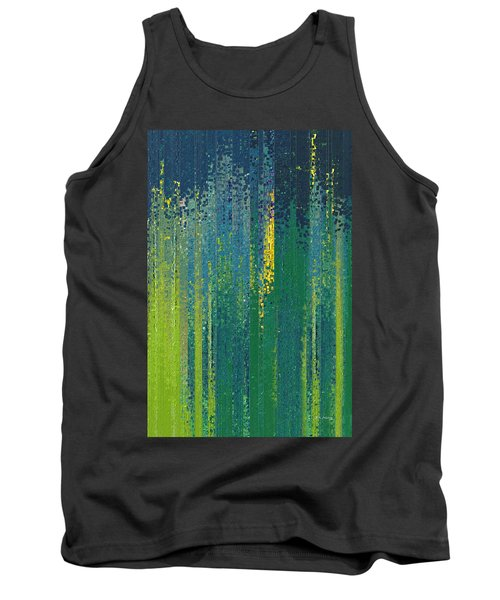 Wait For God. Lamentations 3 25 Tank Top by Mark Lawrence