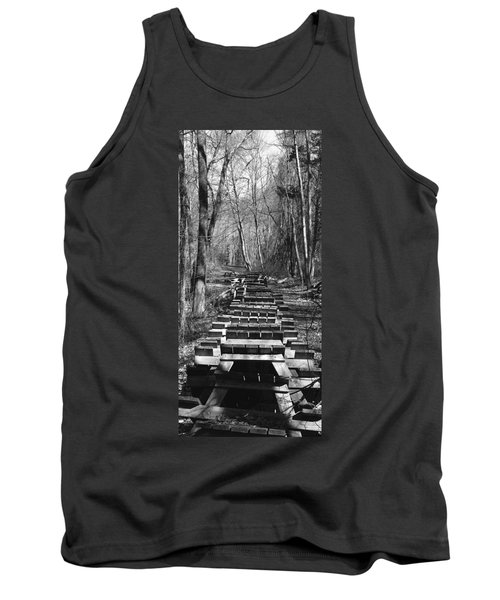 Waiting For Orders Tank Top