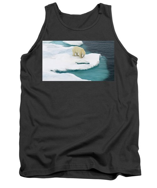 Waiting For Seal Tank Top