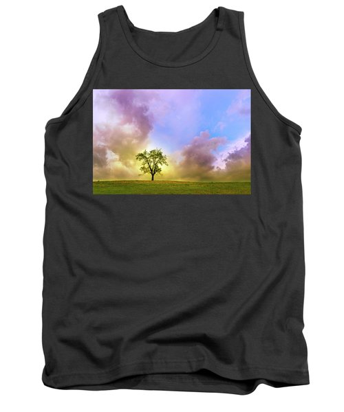 Waiting For The Storm Tank Top