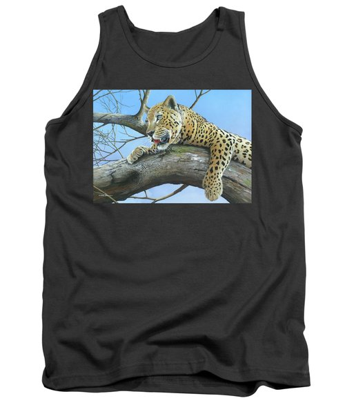 Waiting Game Tank Top