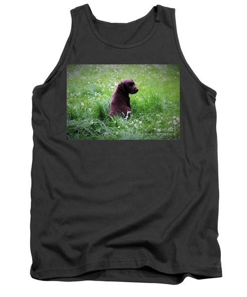 Tank Top featuring the photograph Come Play With Me... by Katy Mei