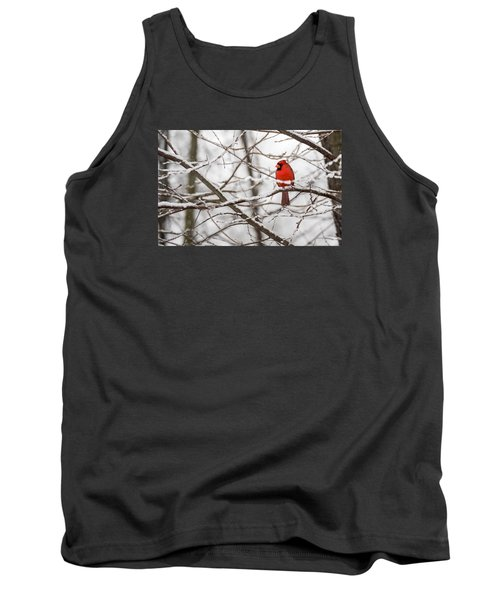 Waiting Out The Storm Tank Top