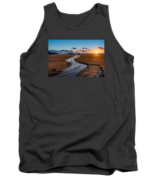 Wales Gower Coast Tank Top
