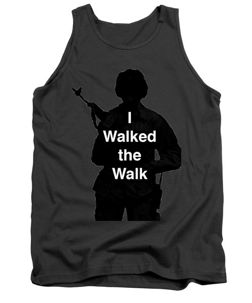 Walk The Walk Tank Top