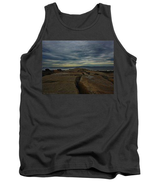 Walk To The Sea Tank Top