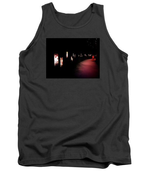 Walking Among The Stories Tank Top by Zinvolle Art