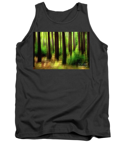 Walking In The Woods Tank Top