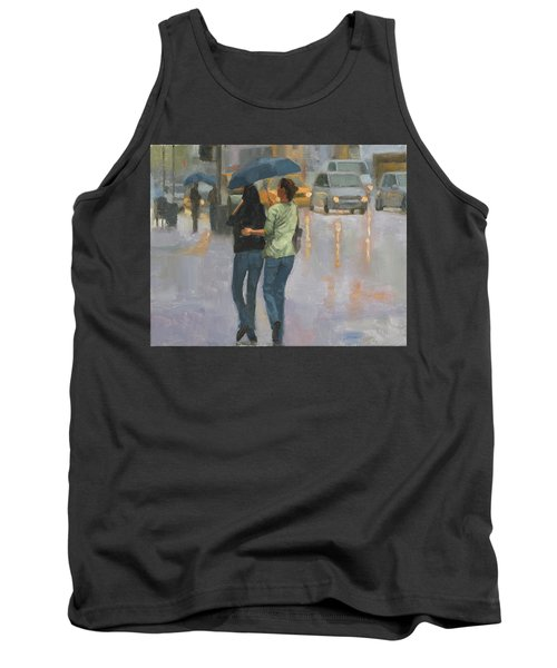 Walking With You Tank Top