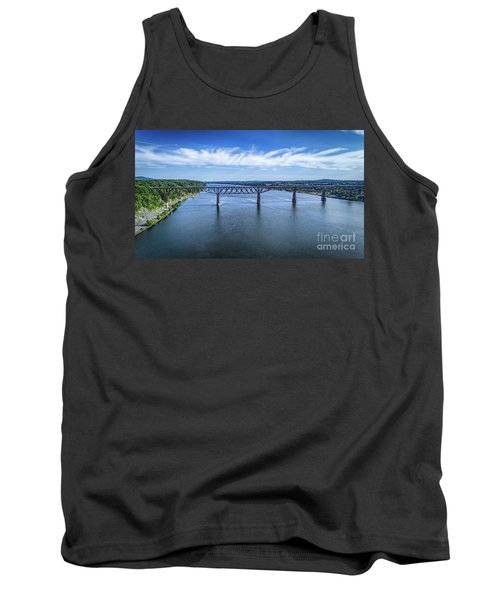 Walkway Over The Hudson Tank Top
