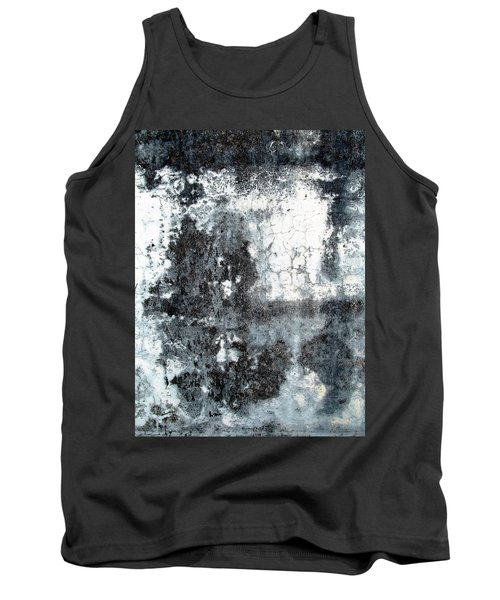Tank Top featuring the photograph Wall Abstract 165 by Maria Huntley