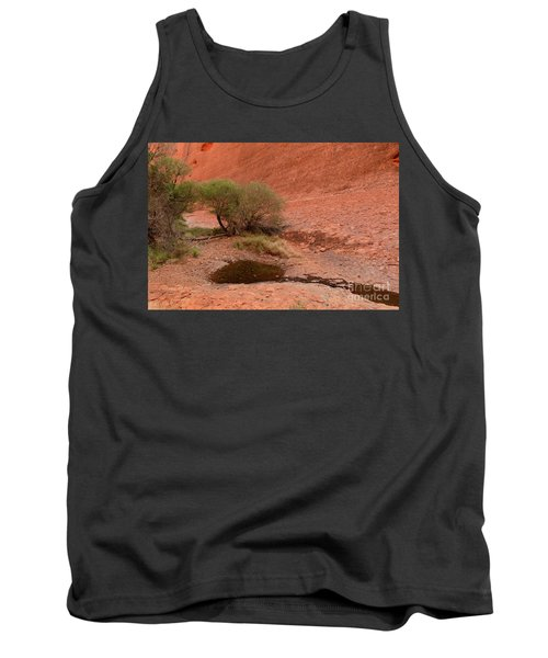 Tank Top featuring the photograph Walpa Gorge 01 by Werner Padarin