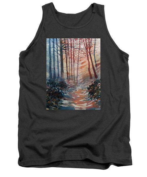 Wander In The Woods Tank Top