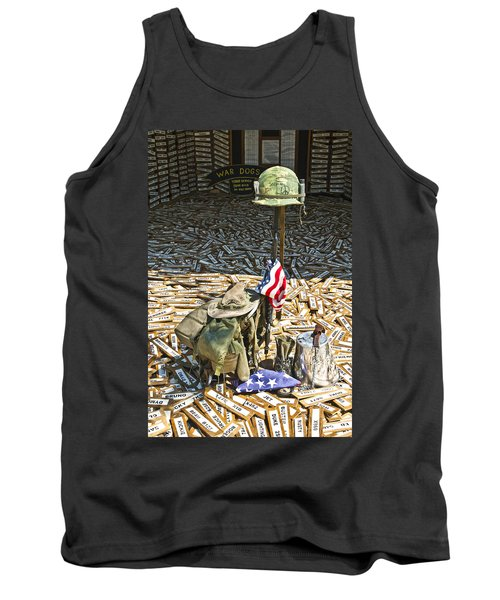War Dogs Sacrifice Tank Top