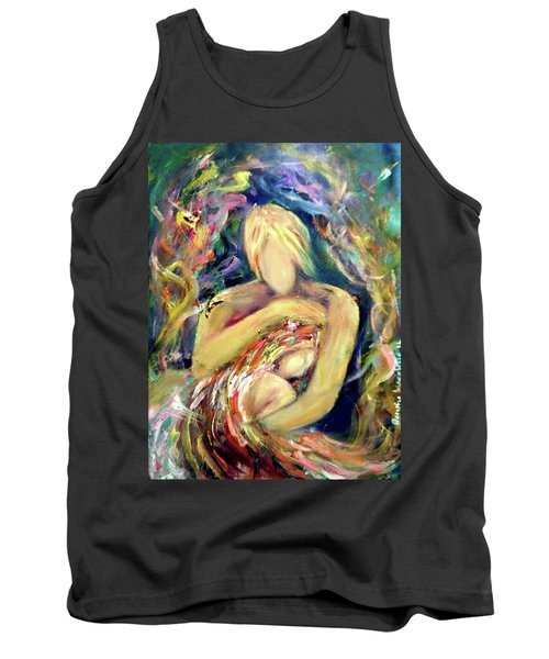 Warm Hug Tank Top