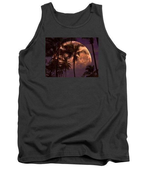 Warm Tropical Nights Tank Top