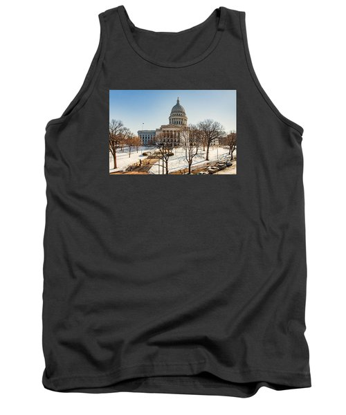 Warm Winter Capitol Tank Top