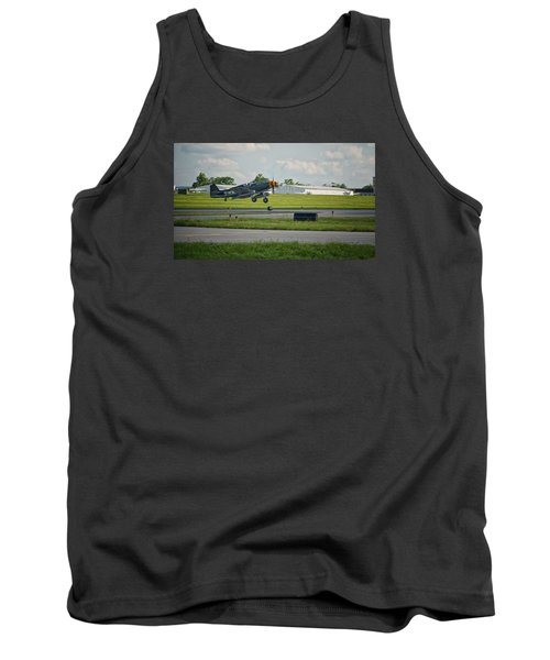 Warplane Tank Top