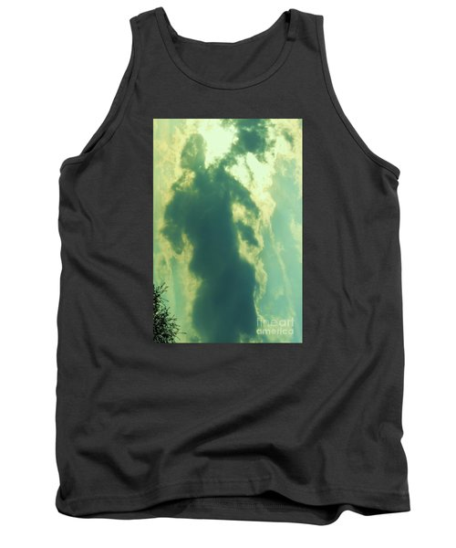 Warrior Hunter Tank Top by Robin Coaker