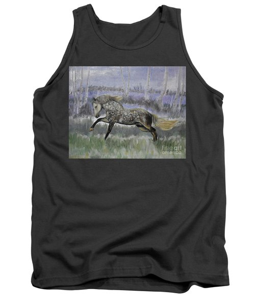 Warrior Of Magical Realms Tank Top