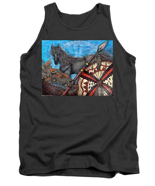 Warrior Spirit Tank Top