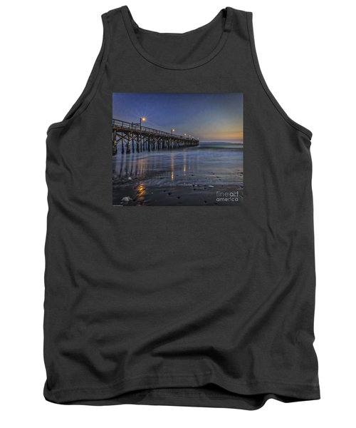 Tank Top featuring the photograph Washed Clean by Mitch Shindelbower