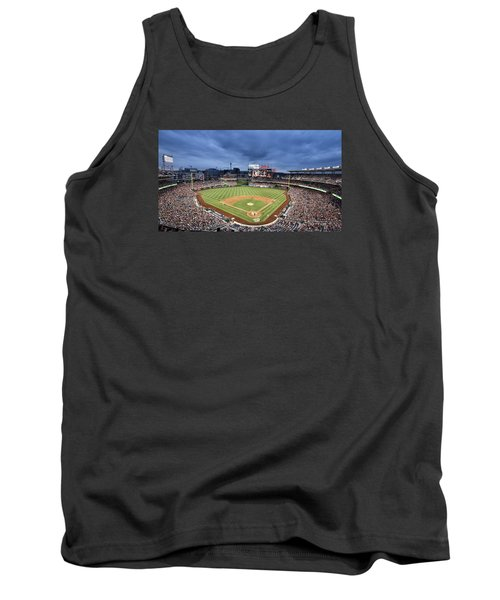 Washington Nationals Park Tank Top by Brendan Reals