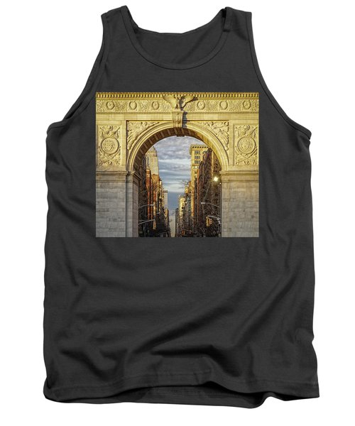 Washington Square Golden Arch Tank Top
