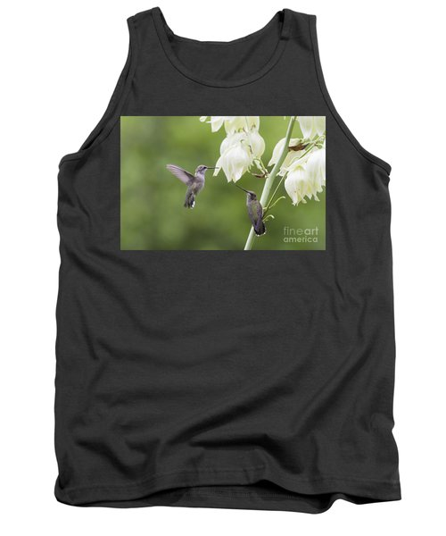 Watch And Learn Tank Top