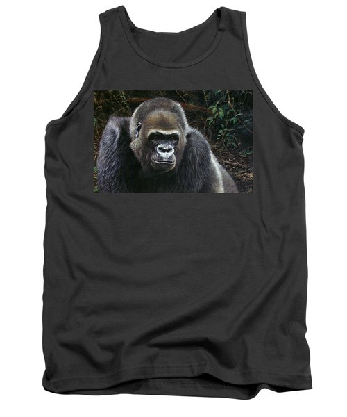 Watchful Domain Tank Top