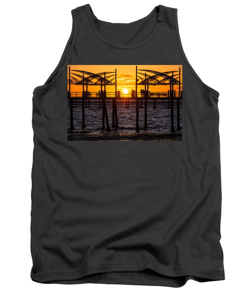 Watching The Sunset Tank Top